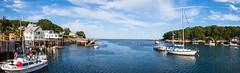 New Harbor (Me in ME) Tags: bristol maine newharbor panorama