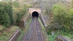 Eisenbahntunnel bei Bad Münster am Stein-Ebernburg