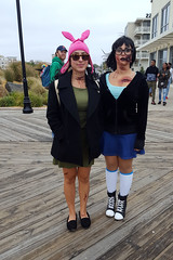 20161001_160259 (Lindeeto1287) Tags: asbury park zombie walk 2016 morticia addams bobs burgers