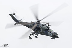 Mil Mi-24V Hind 3371 - Czech Air Force - Luchtmachtdagen 2016 (BenSMontgomery) Tags: mil mi24v hind 3371 czech air force luchtmachtdagen 2016 leeuwarden mi24