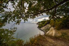 _MG_9854 (Bastian_89) Tags: bltter ostsee baltic sea herbst autumn kreidefelsen ocean wolken clouds sky color view
