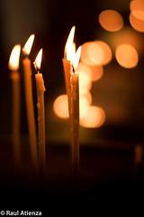 Velas de iglesia (ratienzan) Tags: ifttt 500px velas luz iglesia candels light iflesia low key clabe baja