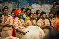 14/19. Dhol Tasha - Ganeshotsav - Pune - 2016 (Anant N S) Tags: maharashtra pune india indianfestival ganpati ganeshotsav ganesh ganeshvisarjan 2016 festival dhol tasha streetphotography streetportraiture portrait