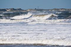View to the neighbours (martinstelbrink) Tags: baltrum insel island nordsee northsea surf brandung waves wellen storm sturm wind germany niedersachsen lowersaxony sony alpha77ii a77m2 a77ii sigma120400mmf4556 sigma tele norderney