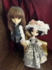 Ivan & Nadia Kovalsky (Lunalila1) Tags: doll groove junplaning pullip handmade outfit taeyang filato ivan kovalsky youtsuzu nadia