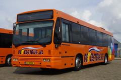 De Feestbus 5 Den Oudsten Bussen B95DM580 / B95 Alliance Intercity (2001) in Haarsteeg 08-10-2016 (marcelwijers) Tags: de feestbus 5 den oudsten bussen b95dm580 b95 alliance intercity 2001 haarsteeg 08102016 bus coach autobus linienbus feestbusnl