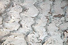 Mudcracks atop asymmetrical ripples (El Malpais National Monument, New Mexico, USA) (James St. John) Tags: mudcracks asymmetrical ripple ripples rippled sand mud fluvial dry creek stream el malpais national monument new mexico