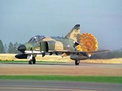 Phantom RF4c AF68-554 1TRS 10TRW Alconbury 1984 (johneforster999) Tags: phantom rf4c af68554 1trs 10trw alconbury 1984