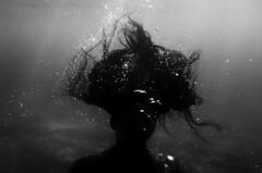 PTDC1496-stavrosstam (stavrosstam) Tags: underwater woman bw