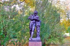 """   "" (sergeiivanovich) Tags:  stpetersburg  pushkin  tsarskoyeselo  park  catherinepark  autumn"