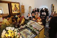 42. Church service in Svyatogorsk / Богослужение в храме г.Святогорска 09.10.2016