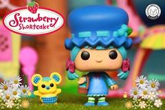 Hello Huckleberry, I'm Blueberry Muffin :) (PrinceMatiyo) Tags: strawberryshortcake blueberrymuffin popvinyl funko