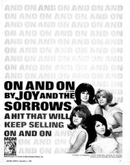 1965 Joy & The Sorrows, MGM Records (Al Q) Tags: 1965 joy sorrows mgm records
