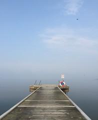 (Inez Jensen) Tags: horizon sky brigde blue