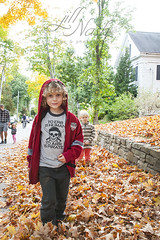 All attitude, this one. :) (grilljam) Tags: pumpkinfest damariscotta autumn october2016 ewan 7yrs 366days seamus 4yrs amongstalltheleaves