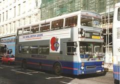 February 1991 (WMT2944) Tags: 2977 e977 vuk mcw metrobus mk2a west midlands travel