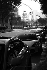 Sunday morning drive, Central, Hong Kong (Daryl Chapman Photography) Tags: pr736 lamborghini aventador sv bugatti eb110 car cars auto autos automobile canon eos 5d mkiii is ii 70200l f28 road engine power nice wheels rims hongkong china sar drive drivers driving fast grip photoshop cs6 windows darylchapman automotive photography hk hkg bhp horsepower brakes gas fuel petrol topgear headlights worldcars daryl chapman porsche 911 german jaguar mercedes