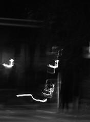 smile (four-hearts) Tags: smile smiley nacht mensch person nachtmensch schwarzweis strase portrait szene lichtmalerei licht beleuchtung gesicht leuchtzeichen zeichen