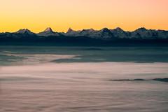 Sunrise swiss alps (TM Photography Vision) Tags: sony alpha 850 zeiss 135 18 landscape sunrise sunset blue