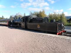 46512 (cessna152towser) Tags: 2mt 260 mogul strathspeyrailway ivatt locomotive steamengine heritagerailway aviemore