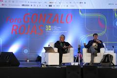 MX TV CHARLA EL TRABAJO DEL ILUSTRADOR... (Secretaría de Cultura CDMX) Tags: feria zocalo filz libro charla ilustrador cdmx mexico