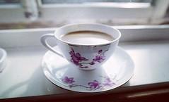 2# Morning Coffee (Wik photo) Tags: instagram filmisnotdead shootfilm coffee hipster goingoldschool development color project 365 nikon f4 geek analog c200 fuji film instagramapp iphoneography