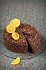 Vegan Chocolate Orange Cake (Мiuda) Tags: cake chocolate orange fruit vegan vegetarian dessert baking bakery pastry patisserie recipe blogger homemade stilllife food sugar mousse filling frosting foodphotography foodphoto delicious delicia baked gourmet diet healthy confectionery icing holidays celebrate celebration christmas halloween