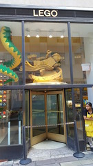 2016-10-19 - Rockefeller Center - Lego store - Prometheus (zigwaffle) Tags: 2016 nyc newyorkcity manhattan timessquare rockefellercenter saintpatrickscathedral fifthavenue wretchedexcess centralpark
