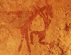 Egypt (ursulazrich) Tags: desert cattle paintings egypt gypten egitto saddle rockart egypte wste sattel westerndesert peinturesrupestres uweinat gilfkebir westlichewste felsbilder
