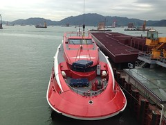 Turbojet #01 (Fuyuhiko) Tags: ferry macau  turbojet  mcau