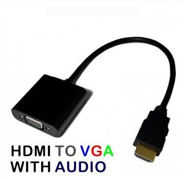 小米盒子確定可用的 HDMI to VGA 轉接器 @3C 達人廖阿輝