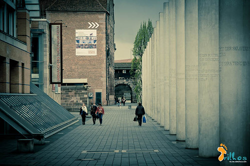 """The Way of Human Rights"" (Straße de..."