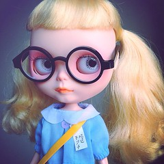 Blythe University of Love #blythecustom#blythe#dolls#