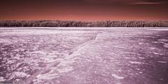 Ice desert (Airic Lenz) Tags: ice eos sweden schweden 7d infrared sverige eis infrarot