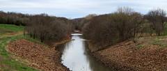 Clinton Lake Dog Park (krisknow) Tags: dam lawrencekansas spillway clintonlake
