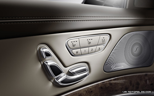Mercedes-Benz S-Class Ambience