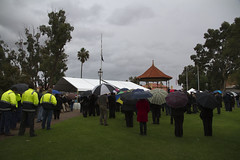 Joy Baluch Funeral & Public Service51 (ABC Open Outback SA) Tags: port square mayor south joy australia funeral service augusta gladstone baluch