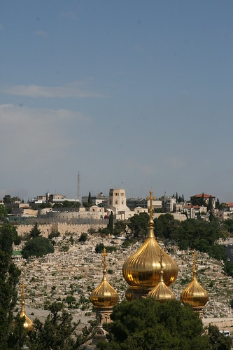 Jerusalem Mt. of Olives