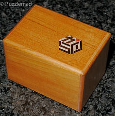 Karakuri small box 2 (kevinmsadler) Tags: box puzzle