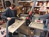 04 Carving Machines Cleaning (thorssoli) Tags: schick hydro robotrazor razor sdcc comiccon sandiego conx entertainmentweekly costume suit prop replica hydrorescue schickhydro