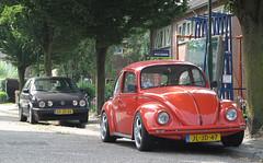 1974 Volkswagen 1200 L Kever (rvandermaar) Tags: 1974 volkswagen 1200 l kever vw beetle bug kfer sidecode5 jljd47 vwkever volkswagenkever vwbeetle volkswagenbeetle vw1200 volkswagen1200 1991 golf 18 fire ice vwgolf volkswagengolf vwgolfii volkswagengolfii golfii fireandice xsjd66