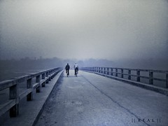 ei poth jodi na sesh hoy (Rafin71) Tags: mobile photography road endless