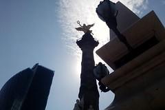 El ngel de la Independencia (glozz91) Tags: mexicocity mexico ciudaddemxico estatua elngel ngeldelaindependencia distritofederal mxico statue paseodelareforma chilangolandia