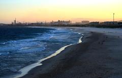 Sea Scape (reflectionjourney) Tags: sea ocean surf beach coastal wollongong sydney run portkembla walk getaway
