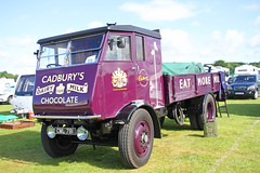1935 Sentinel S4 Steam Waggon CML 781 (SR Photos Torksey) Tags: lincolnshire steam rally vehicle vintage 2016 transport traction engine sentinel s4 waggon