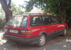 VW Passat B3 Variant GT 1988/93 (Fuego 81) Tags: volkswagen passat b3 variant st159fc seget donji croatia hrvatska