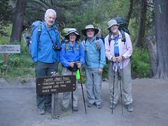 Agnew Meadows Trailhead (Mike Dole) Tags: sierranevada california anseladamswilderness johnmuirtrail agnewmeadows