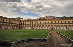 Cartuja de San Lorenzo de Padula (Lucas Gutirrez) Tags: cartuja monumento sanlorenzo padula arquitectura basilicata italia lucasgutierrezjimenez