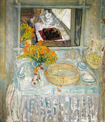Pierre Bonnard - Dressing Table and Mirror, 1913 (Museum of Fine Arts Houston TX) at Pierre Bonnard: Painting Arcadia Exhibit Legion of Honor Museum of Fine Arts San Francisco CA (mbell1975) Tags: sanfrancisco california unitedstates us pierre bonnard dressing table mirror 1913 museum fine arts houston tx painting arcadia exhibit legion honor san francisco ca museo muse musee muzeum museu musum mze finearts gallery gallerie beauxarts beaux galleria french impression impressionist impressionism