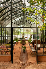 Greenhouse at Babylonstoren (South Africa) (irecyclart) Tags: greenhouse travel vegetable
